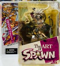 McFarlane Tiffany 3 Issue 45 Art The Art Of Spawn Series 26 Figure
