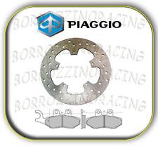 KIT DISCO FRENO ANTERIORE + PASTIGLIE PIAGGIO BEVERLY 500 DAL 2002