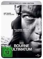 Das Bourne Ultimatum ( 2 DVDs Steelbook ) von Paul Greengrass mit Matt Damon