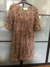 ZIMMERMANN Short Sleeve Dresses for Women