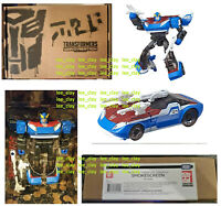 Transformers Generation Selects War for Cybertron Deluxe Class Smokescreen  NEW!