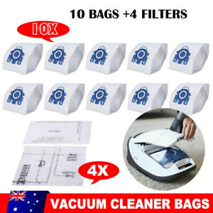 10X Vacuum Cleaner Bags For Miele GN G/N Blue 3D Type Fits Cat n dog S5311 5000