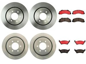 Front Disc Brake Rotor OE Replacement Brembo 27030