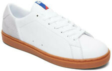 DC SHOES REPRIEVE MEN SIZE 10.5 NEW IN BOX COLOR WHITE/GREY/BLUE/RED