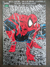 Spider-Man 1 Todd McFarlane Comic Forum FOREIGN Variant Spain 1990 RARE Platinum