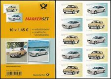 Wartburg 1.3 und Audi quattro - Markenset 10 x 145 Ct. - skl. - Mi.Nr. 3378-3379