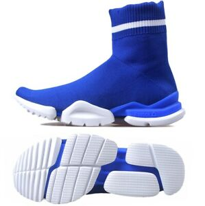 Reebok Sock Run R Ladies Running Shoes Sport Shoes Boots Blue/White