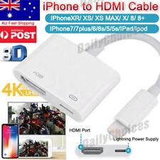 Lightning Digital AV Adapter Lightning to HDMI Cable for Apple iPhone XS X iPad