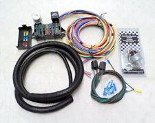 12 Circuit Universal Wire Harness Muscle Car Hot Street Rod Rat Rod + Bonus