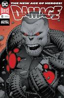 Damage #10 Foil Cover DC Universe Comic 1st Print 2018 unread NM