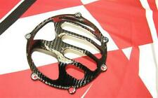 Ducati de carbono real embrague tapa clutch cover v3
