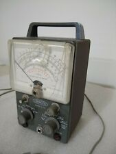 Heathkit Vacuum Tube Voltmeter Model V 7a Vintage Electronics