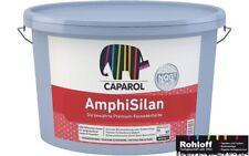 Caparol AmphiSilan NQG³ weiss 4x 12,5L   Fassadenfarbe Siliconharz  Außenfarbe
