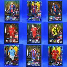 MATCH ATTAX 2020/21 20/21 100 Clubs / Limited Editions - Hundred Clubs 2020/2021