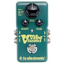TC ELECTRONIC VISCOUS VIBE PHASER EFFETTO A PEDALE PER CHITARRA