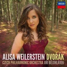 Alisa Weilerstein Czech Philharmonic Orch - Dvorak: Cello Concerto (NEW CD)