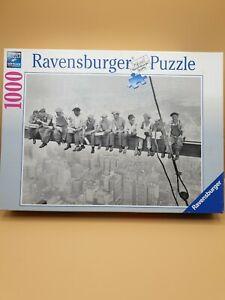 Lunchtime 1932 - Original Ravensburger Puzzle - 1000 Teile
