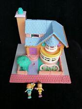 Polly Pocket Bay Window House Pollyville 1993