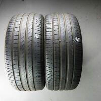 2x Pirelli Scorpion Verde AO 285/45 R20 112Y DOT 2116 4,5 mm Sommerreifen