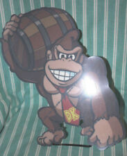 Donkey Kong Window Decal Sticker Nintendo Official Marketing Promotional RARE