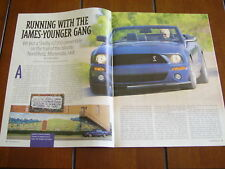 2006 CARROLL SHELBY GT500 MUSTANG ***ORIGINAL  ARTICLE