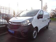 Right-hand drive Vivaro LWB Commercial Vans & Pickups