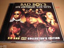 BAD BOY hits CD notorious BIG p DIDDY 50 cent BUSTA RHYMES ll cool j LIL KIM dvd