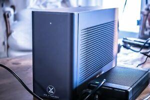 XG Station Pro Thunderbolt 3 eGPU dock