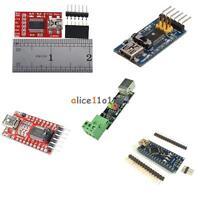 FT232RL USB to TTL Serial FTDI Adapter For 3.3V and 5V PRO Mini For Arduino Nano