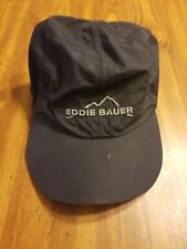 Eddie Bauer Weatheredge Hiking Outdoors 100% Nylon Adult Size M/L Hat