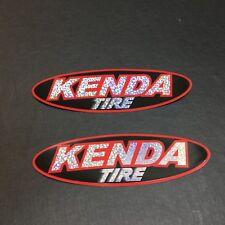 Kenda Tire Stickers Decals