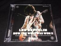 Led Zeppelin How The West Was Won II 3 CD Los Angeles 1977 Moonchild Music