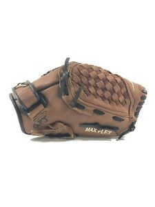 "Mizuno Prospect Future GPF1150Y1 11.5"" Right Hand Throw Baseball Glove Brown"