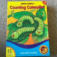 Counting Caterpillars Childrens Game