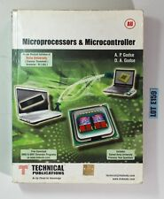 Microprocessors & Microcontroller By Godse 2011 Paperback EEE BOOK LOT E159