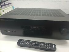 Yamaha R-S202 stereo receiver. Free shipping!