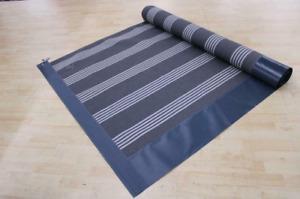 Camping Windschutz aus Markisenstoff / Muster N18 / Restlängen