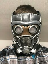Guardians of the Galaxy Peter Quill Star-Lord LED Helmet custom made