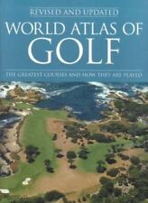 (Very Good)0681029315 World Atlas of GOLF The Greatest Courses and how they are