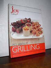 All about Grilling by Irma S. Rombauer, Ethan Becker & Marion Becker (HC,2001)