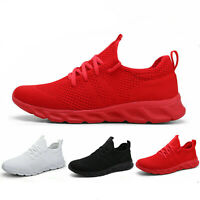 Men's Sports Sneakers Outdoor Breathable Running Casual Athletic Tennis Shoes 12