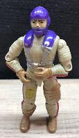 GI Joe Gyro-Viper Vintage Loose Action Figure Hasbro 1987