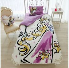 Disney Tangled Rapunzel Bed Bedding Cover Pillow Sheets Set Single Twin size