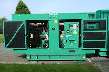 (New) Cummins 170kVA Silent Diesel Generator, Backup Power,Genset, Genny -C170D5
