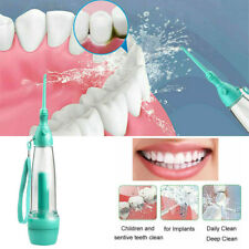 Water Jet Dental Tooth Teeth Care Cleaning Flosser Oral Irrigator Cleaner 3-Mode