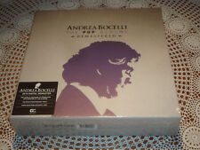 ANDREA BOCELLI The Pop Albums Audiophile UNIVERSAL 14x 180g LP BOX NEW SEALED