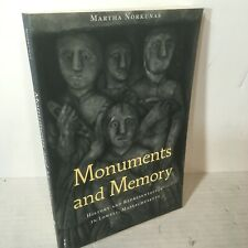 Monuments and Memory: History and Representation in Lowell, Massachusetts 2002
