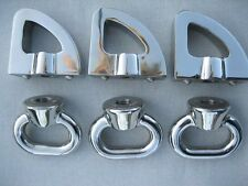 BOSTON WHALER BOW & STERN LIFTING/TOWING EYE - COMPLETE SET