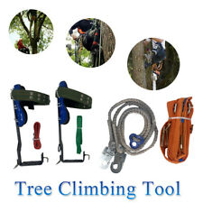 Tree Climbing Tool 100kg Pole Climbing Trees Spikes Gaffs Kit Tree Climbing Gear