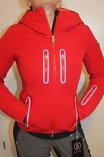 Bogner FIOLA D Damen Ski Jacke Rot Größe XS 34 Neu mit Etikett UVP 1300 Euro